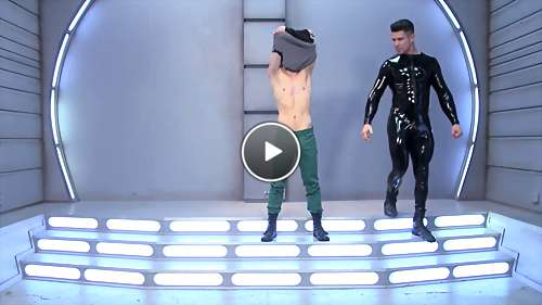 gay guy bdsm video