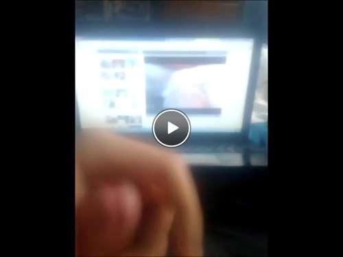 hot gay masterbating video