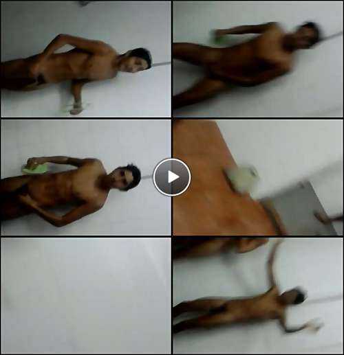 naked male locker room video